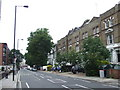 TQ2577 : Lillie Road, near Earl's Court by Malc McDonald