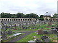 TQ2577 : Brompton Cemetery, near Earl's Court by Malc McDonald