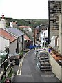 NZ7818 : Beckside, Staithes by John Lord
