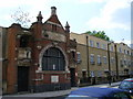 TQ3179 : Pelham Mission Hall, Lambeth Walk by PAUL FARMER