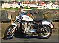 J5182 : Motorcycle, Bangor by Rossographer