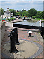 SP8928 : Three Locks by Oast House Archive