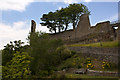 NZ0416 : The castle ruin at Barnard Castle by Ian Greig