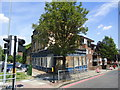TQ4378 : Former public house, Woolwich by Stacey Harris