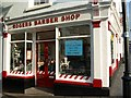 SX4854 : Rogers barber shop, Plymouth by Derek Harper