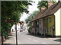 TL8422 : West Street, Coggeshall, Essex by nick macneill