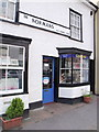 TL8422 : 'The Normans', Sweet shop, Coggeshall by nick macneill