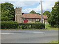 TL1032 : St Margaret's, Higham Gobion, Beds by Raymond Cubberley