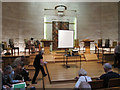 TQ2682 : London Topographical Society AGM in Liberal Jewish Synagogue by David Hawgood