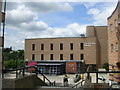 SE1532 : J B Priestley University Library - off Great Horton Road by Betty Longbottom