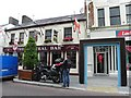 C1611 : The Central Bar, Letterkenny by Kenneth  Allen