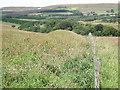 SD7515 : Tumulus at Top of Quarlton by Philip Platt
