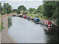 TQ1479 : Grand Union Canal by Oast House Archive
