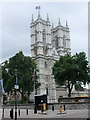 TQ2979 : Westminster Abbey by PAUL FARMER