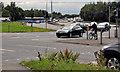 J3876 : Traffic lights, Knocknagoney, Belfast by Albert Bridge