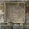 NS2777 : Gravestone of Alexander and John Taylor by Lairich Rig