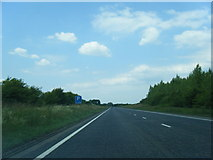 TL2036 : A507 westbound by Colin Pyle