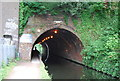 SP0585 : The Edgbaston Tunnel, south portal by N Chadwick