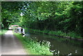 SP0584 : Narrowboat, Worcester and Birmingham Canal by N Chadwick