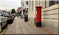 D3902 : Pillar box, Larne by Albert Bridge