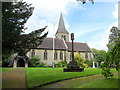 TQ3630 : All Saints, Highbrook, West Sussex by nick macneill
