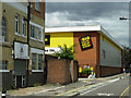 TQ3078 : Big Yellow Self Storage by Robin Webster