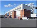 SD6725 : Jack Walker Stand, Ewood Park by David Dixon