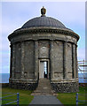 C7536 : Mussenden Temple by Rossographer