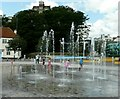 TR2336 : The Folkestone Harbour Fountain : Week 29