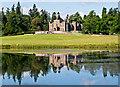NN9215 : Lake at Strathallan Castle : Week 30