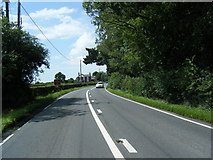 SJ6478 : Northwich Road by Colin Pyle