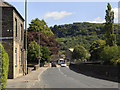 SE0126 : Burnley Road, Mytholmroyd by David Dixon