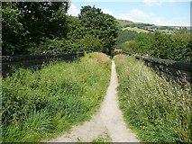 SE0026 : Paddy Bridge, Mytholmroyd by Humphrey Bolton
