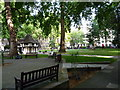 TQ2981 : Soho Square by Richard Law