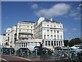 TQ3103 : Royal Albion Hotel by Paul Gillett