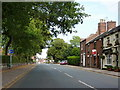 SJ7560 : Crewe Road, Sandbach by Alexander P Kapp