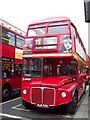 TQ3080 : Number 15 bus, Pall Mall, Westminster by nick macneill