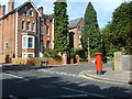 TQ3868 : Shortlands Grove Postbox by Gordon Griffiths