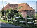 TQ8813 : Oast House at Lunsford Farm, Pett Road, Pett by Oast House Archive