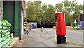 J3973 : Pillar box, Belfast by Albert Bridge