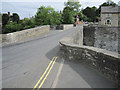 SO5174 : Ludford Bridge and Flush Bracket 1120 by John S Turner