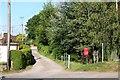 SP6504 : School Lane in Tiddington by Steve Daniels