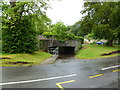 ST5678 : Henbury, road bridge by Mike Faherty