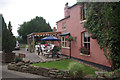 SO3841 : The Yew Tree Inn, Preston on Wye by Stephen McKay