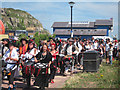 TQ8209 : Pirate Day procession by Oast House Archive