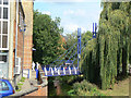 SP7387 : St Mary's Place bridge by Alan Murray-Rust