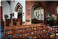 TQ2077 : St Michael, Elmwood Road, Sutton Court - Interior by John Salmon