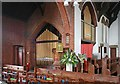 TQ2077 : St Michael, Elmwood Road, Sutton Court - Organ by John Salmon