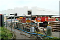 ST3486 : Tesco building site, Newport Retail Park by John Grayson