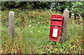 J4974 : Letter box, Newtownards by Albert Bridge